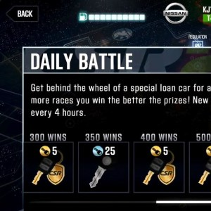 Daily Battle Square