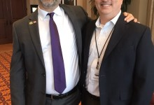 Photo of Samrs and Gregor – 2020 Georgia Libertarian State Convention