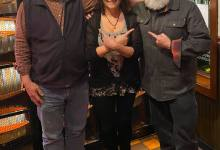 Photo of Zeno, ChickDip and B.B.J. at Sharps Roasthouse