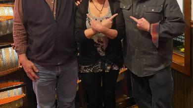 Photo of Zeno, ChickDip and B.B.J. at Sharps Roasthouse