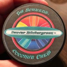 Da Schreds Coconut Chew - Denver Mintergreen