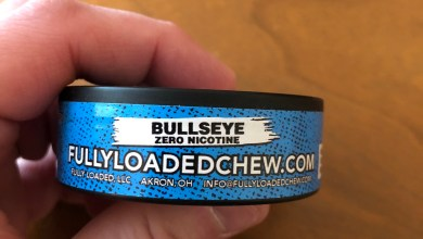 Photo of Fully Loaded Chew Bullseye Pouch Review