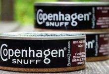 Copenhagen Snuff Cans