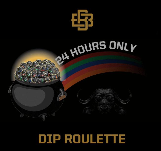 Black Buffalo Dip Roulette