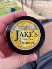 Jake's Mint Chew Butterscotch Pouches 7