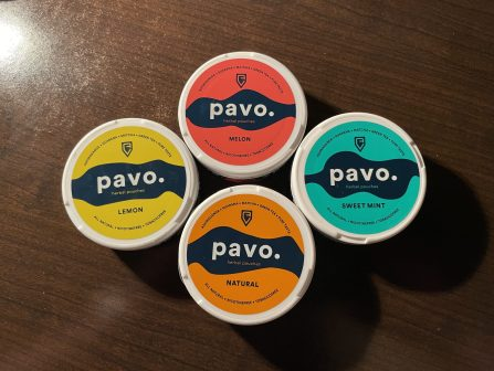Pavo Herbal Pouches 21
