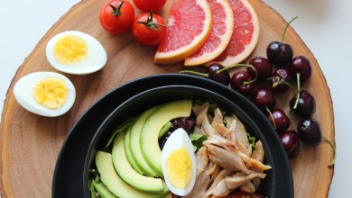 Healthy Food Feature
