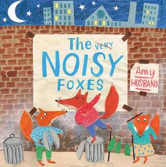 The Noisy Foxes bookcover