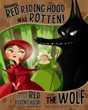 Red Riding Hood bookcover