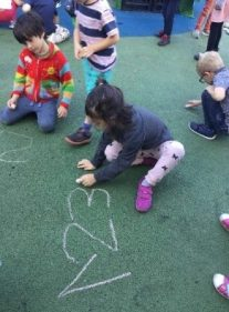 Using our numbers 3