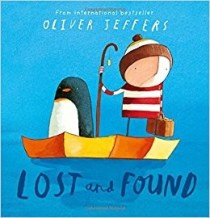 Lost and found bookcover