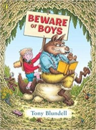 Beware of Boys bookcover