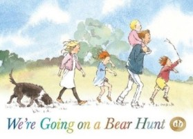 We're going on a bear hunt bookcover - Copy