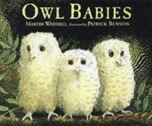 The owl babies bookcover