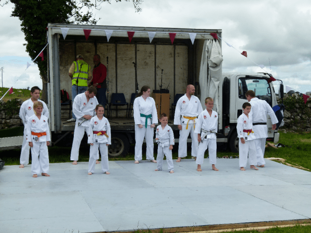 Karate Demonstration