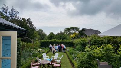 first tearooms group