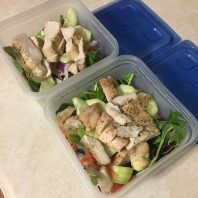 Weekly Meal Prep: March 5-11