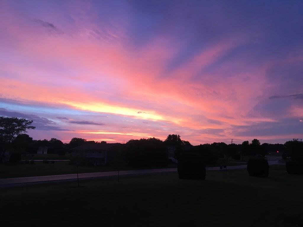 sunrise - friday favorites