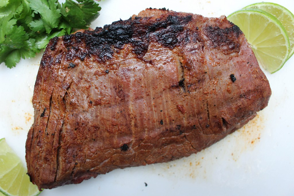 chili lime steak