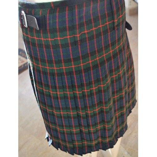 Gunn Tartan Traditional Pleated , Traditional Tartans, Best kilts for Men