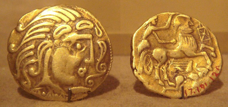Coins of the Parisii