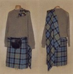 Heavy Weight Premium Wool Tartan Fly Plaid