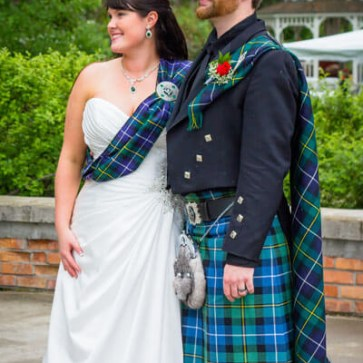 Medium Weight Premium Wool Formal Kilt
