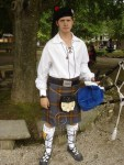 Heavy Weight Premium Wool Casual Kilt
