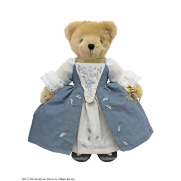 NORTH AMERICAN BEAR OUTLANDER CLAIRE FRASER/THE WEDDING TEDDY BEAR COLLECTION