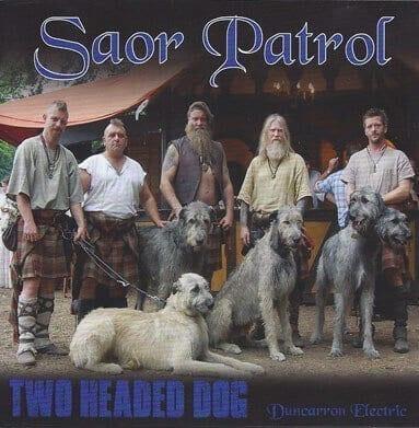CD - Saor Patrol - Two Headed Dog