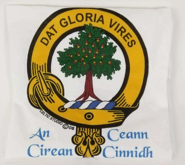 Hog Clan Crest T-shirt XL Clearance