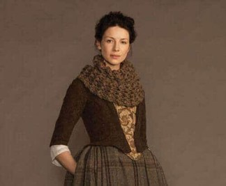 OUTLANDER Inspired Custom-Made Hand-Knit Cowls