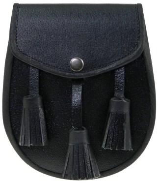 Basic Leather Economy Sporran