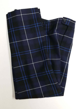 Tartan Trousers and Trews
