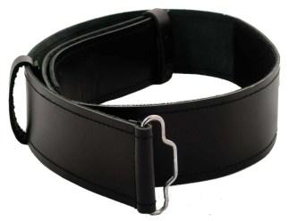 Economy Smooth Leather Kilt Belt