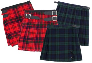 Premium Wool Children's Kilts