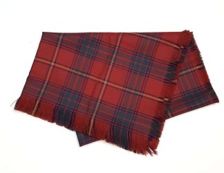 Galway County Fly Plaid/Stole