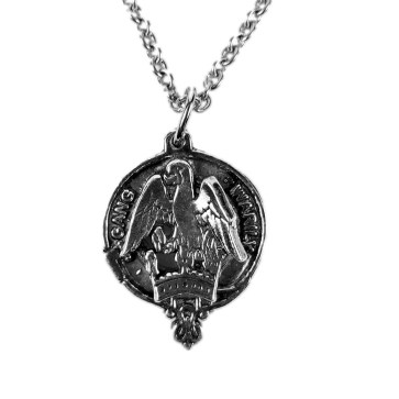 Drummond Clan Crest Necklace