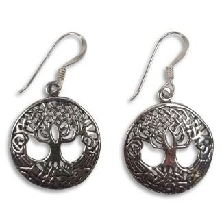 Celtic Roots Earrings
