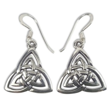 Triskle Knot Earrings
