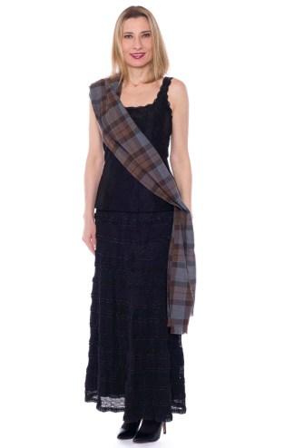 OUTLANDER Sash Authentic Premium Wool Tartan