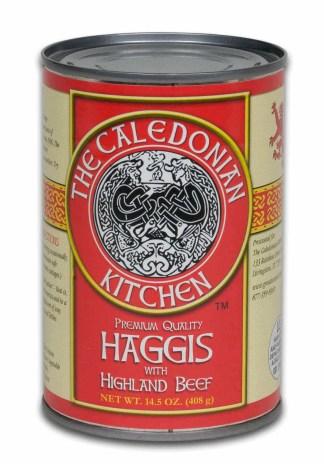Highland Beef Haggis