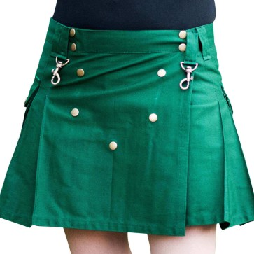 Ladies Wilderness Mini Kilts