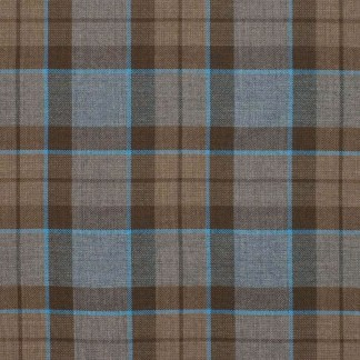 OUTLANDER Authentic Premium Wool MacKenzie Tartan Fabric