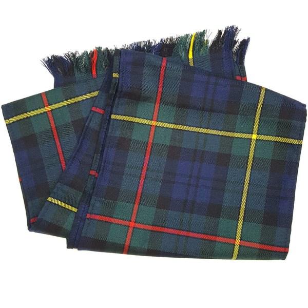 Spring Weight Premium Wool Tartan Sashes
