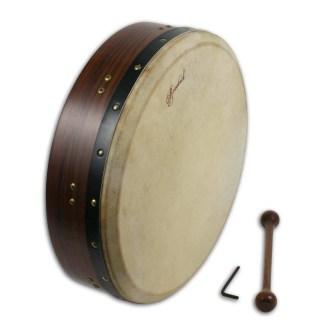 Rosewood Tunable 14 inch Bodhran