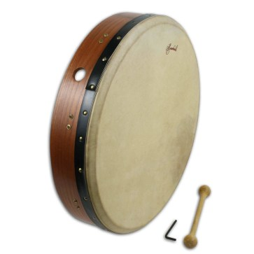 Sheesham Tunable 18 inch Bodhran