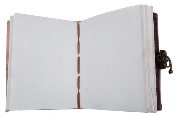Leather-Bound Greenman Journal