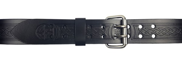 Celtic Knot Utility Belt and Buckle