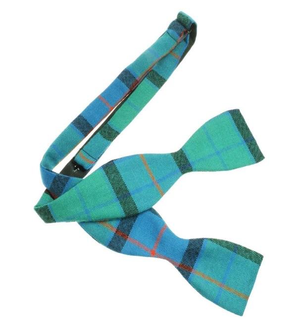 Traditional Self Tie Tartan Bow Ties 11oz